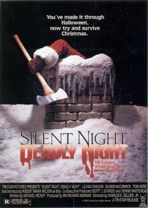 Тихая ночь, смертельная ночь - (Silent Night, Deadly Night)