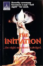 Кровавое посвящение - (The Initiation)