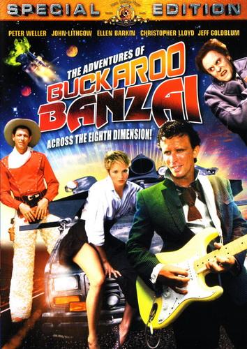 Приключения Бакару Банзая в Восьмом измерении - (The Adventures of Buckaroo Banzai Across the Eighth Dimension)