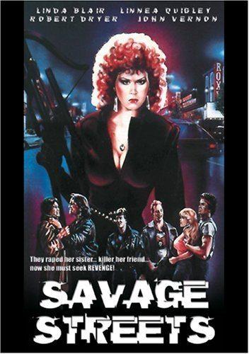 Дикие улицы - (Savage Streets)
