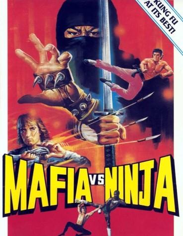 Мафия против Ниндзя - (Mafia Vs Ninja)