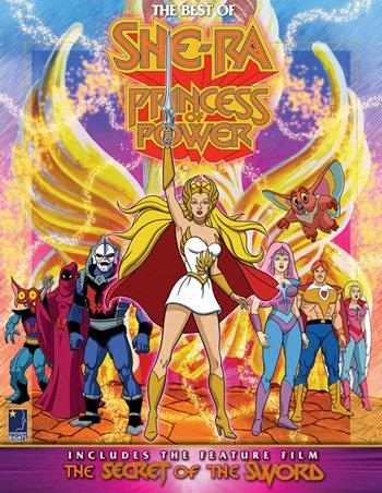 Хи-Мен и Ши-Ра:Секрет Меча (Тайна меча) - (He-Man & She-Ra: The Secret of the Sword)