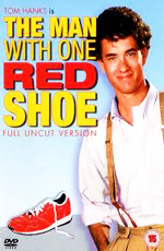 ������� � ����� ������� ������� - (The Man with One Red Shoe)