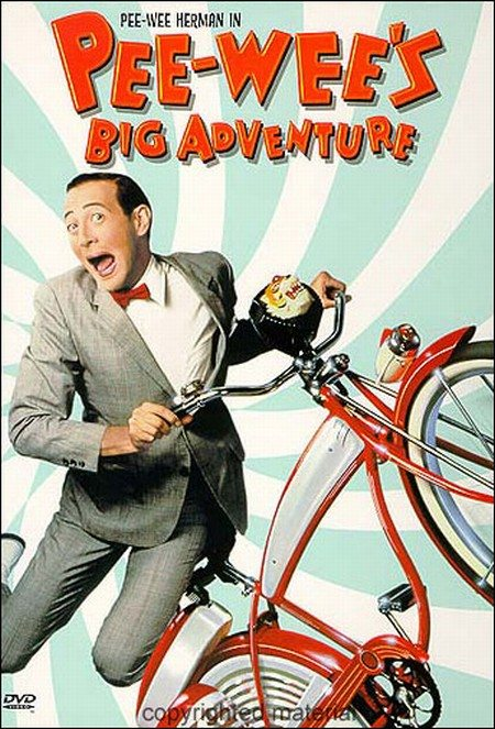 Большое путешествие Пи-Ви - (Pee-wee's Big Adventure)