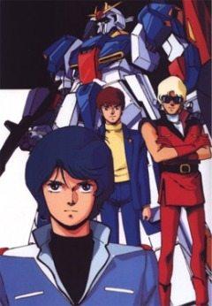 Мобильный воин Зета ГАНДАМ - (Kidou Senshi Zeta Gundam (Mobile Suit Zeta Gundam))