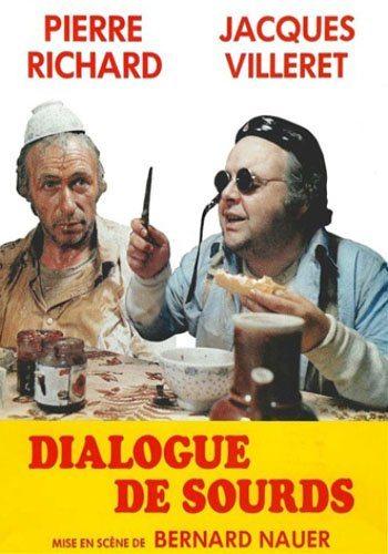 Диалог глухих - (Dialogue de sourds)