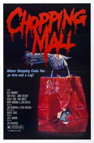 Роботы - убийцы - (Chopping Mall)