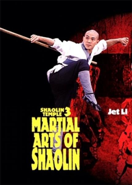 Храм Шаолинь 3: Боевые искусства Шаолиня - (Martial arts of Shaolin)