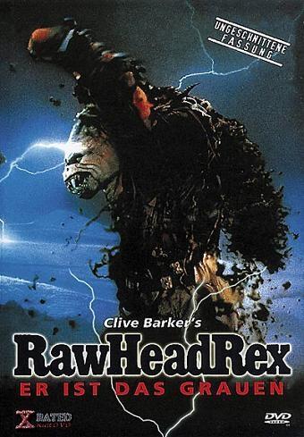 Царь зла - (Rawhead Rex)