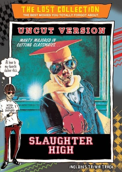 ����� � ����� - (Slaughter High)