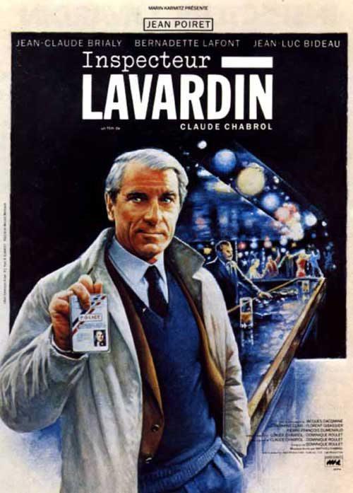 Инспектор Лаварден - (Inspecteur Lavardin)