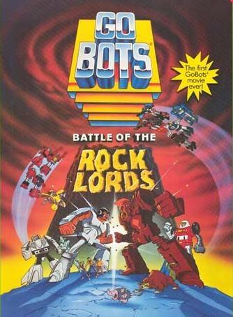Гоботы-Битва каменных лордов - (Gobots-Battle of the Rock Lords)