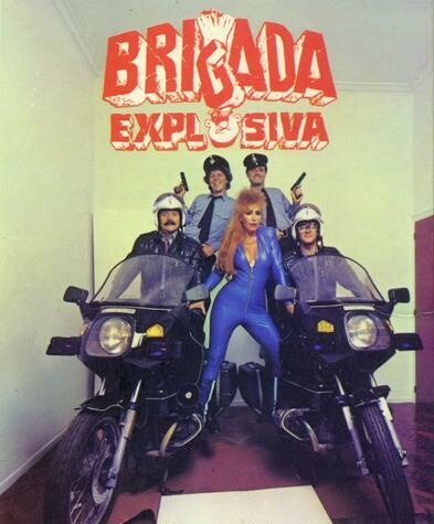 Взрывная бригада - (Brigada explosiva)