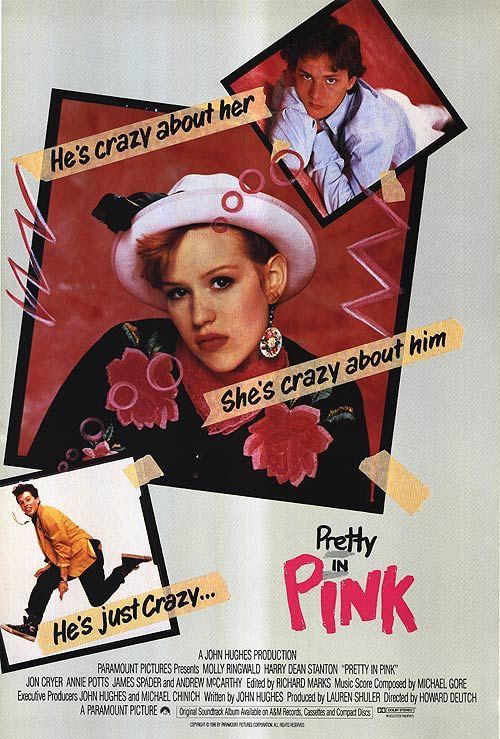 Милашка в розовом - (Pretty in Pink)