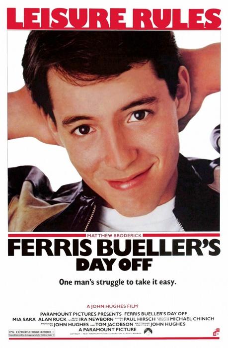 Выходной день Ферриса Бьюллера - (Ferris Bueller's Day Off)