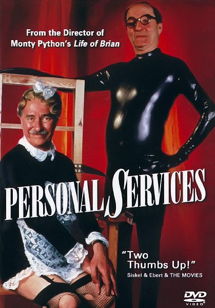 Интимные услуги - (Personal Services)