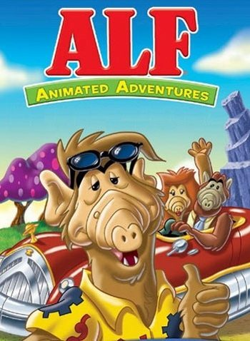 Альф: Мультсериал - (ALF: The Animated Series)