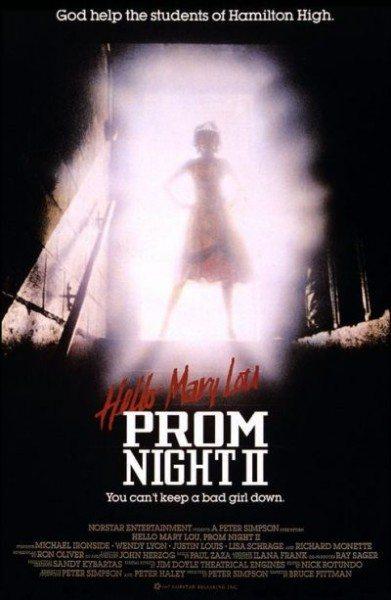 Школьный бал 2: Привет Мэри Лу - (Prom Night II: Hello Mary Lou)