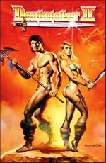 Ловчий смерти 2: Битва титанов - (Deathstalker II)