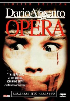 Ужас в опере - (Opera)