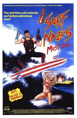 �������-����������� ������ ������� - (Surf Nazis Must Die)
