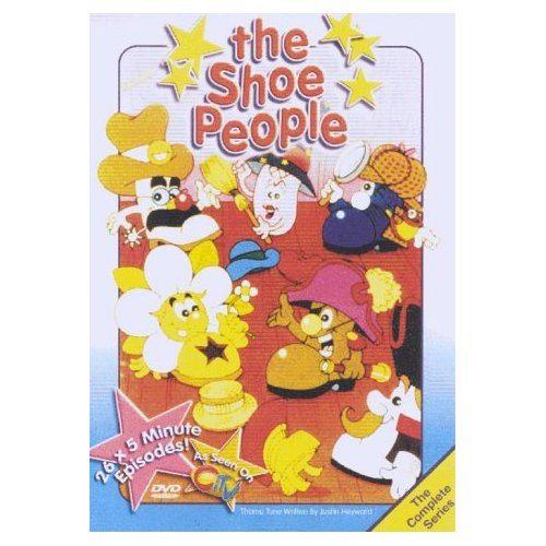 Город башмачков - (The Shoe People)