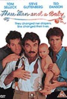 Трое мужчин и младенец - (Three Men and a Baby)