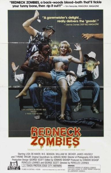 Деревенские зомби - (Redneck Zombies)