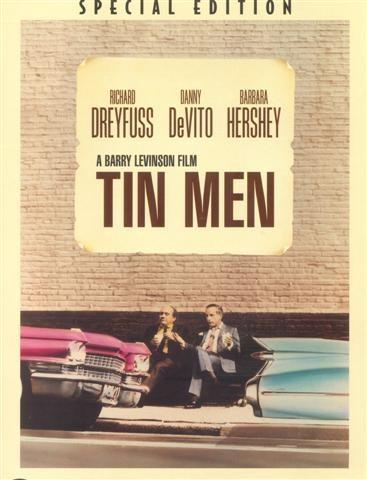 Алюминиевые человечки - (Tin Men)