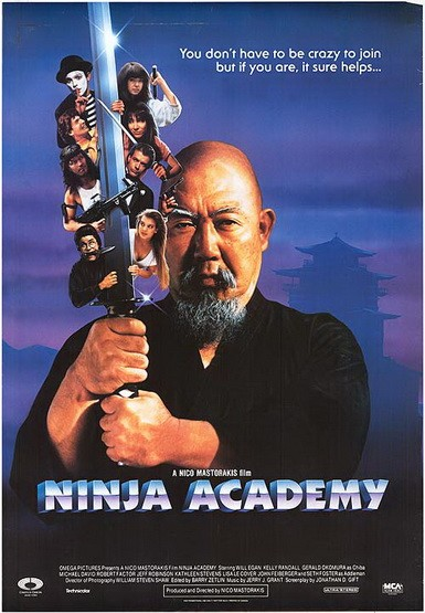 Академия ниндзя - (Ninja Academy)