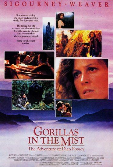 Гориллы в тумане: История Дайан Фосси - (Gorillas in the Mist: The Story of Dian Fossey)