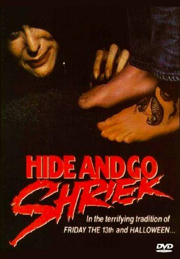 Игра в прятки - (Hide and Go Shriek)