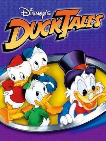 Утиные истории - (Duck Tales)