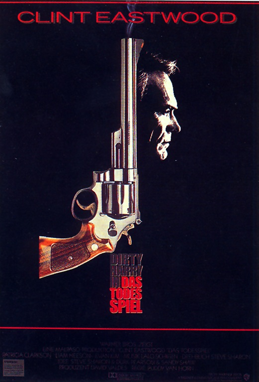 ������� ����� 5: ���� � ������ (������ ����������) - (Dirty Harry 5: The Dead Pool)