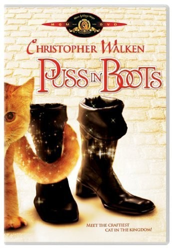 Кот в сапогах - (Puss in Boots)