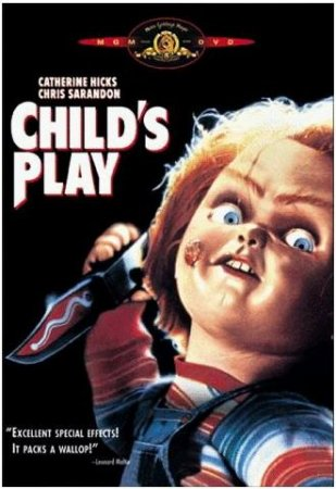 Чаки: Детские игры - (Child's Play)