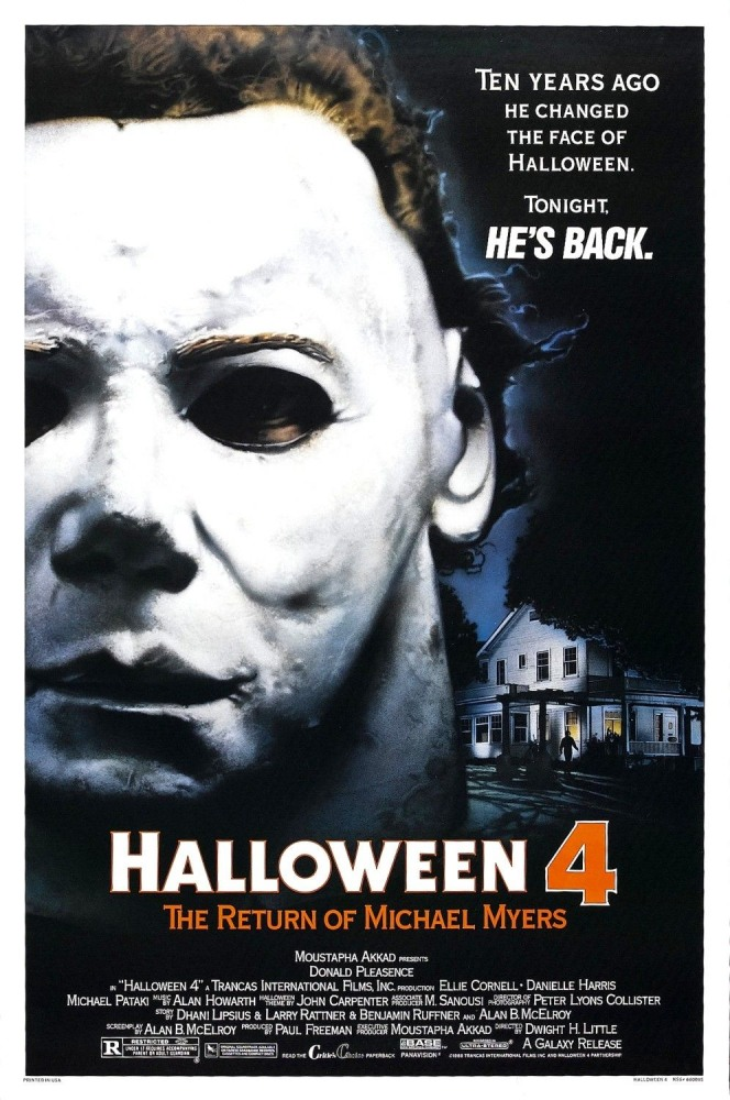 Хэллоуин 4: Возвращение Майкла Майерса - (Halloween 4: The Return of Michael Myers)