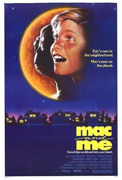 Мак и я - (Mac and Me)