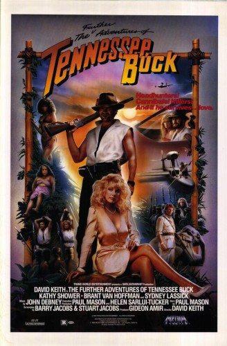 Дальнейшие приключения Теннеси Бака (Новые приключения Теннесси Бака) - (Further Adventures Of Tennessee Buck)