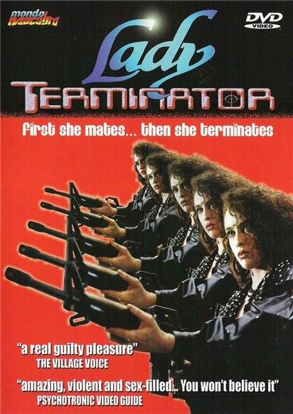 Леди Терминатор - (Lady Terminator)