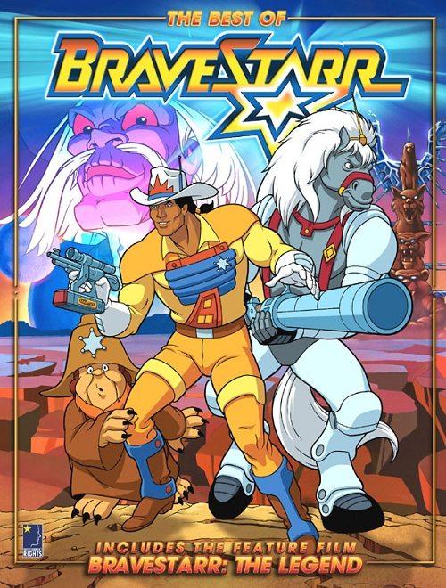 Брейвстар: Легенда - (Bravestarr: The Legend)