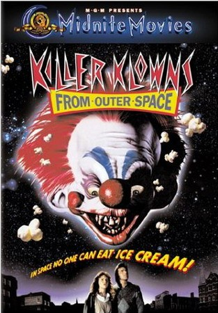 ������-������ �� ������� - (Killer Klowns from Outer Space)