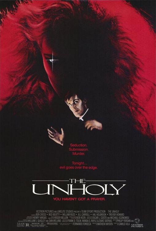 Слуга дьявола - (The Unholy)