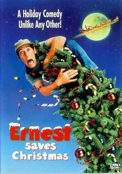 Эрнест спасает Рождество - (Ernest Saves Christmas)