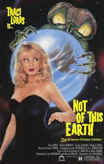 Из другого мира - (Not of This Earth)