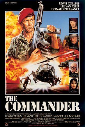 Последний американский солдат - (Commander)