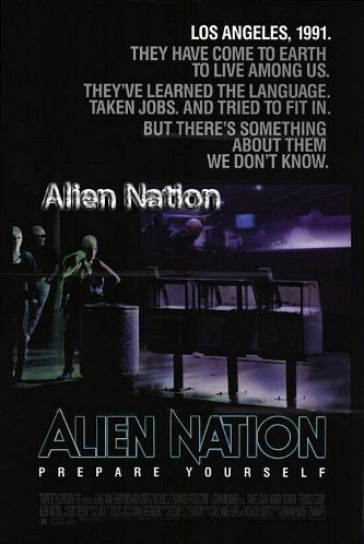 ����� ����������: ����� ����� - (Alien Nation)