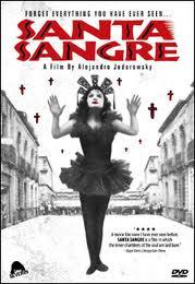 Святая кровь - (Santa Sangre)
