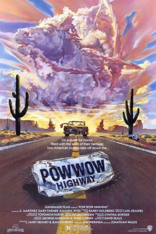 Шоссе встреч (Дорога на ПауВау) - (Powwow Highway)