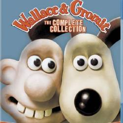������ � ������: ������ ��������� - (Wallace & Gromit: The Complete Collection)